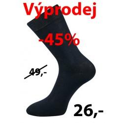 Černé pánské ponožky Assante 70107