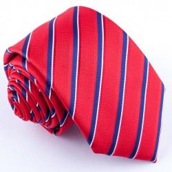 Pánská červená kravata Greg 93002