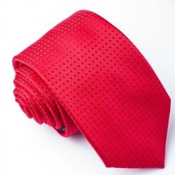 Pánská červená kravata Rene Chagal 93146