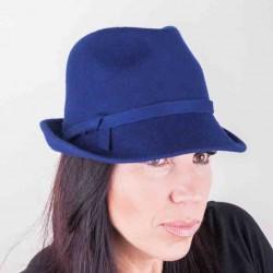 Modrý dámský klobouk Assante 86976