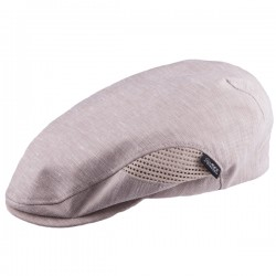 Béžová čepice bekovka Panpan 81208