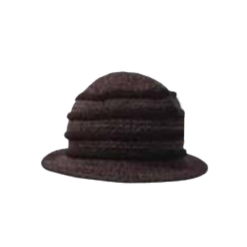 1da605d36ce Černý klobouk dámský Pletex 87588