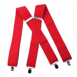 Červené kšandy Assante 90121