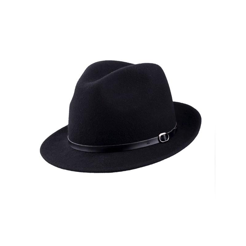 dbac9d08ec4 Černý pánský klobouk Anytra 85041 ...