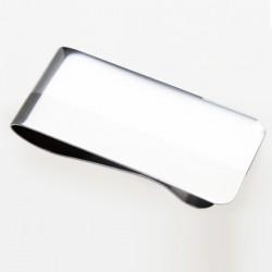 Spona ze stříbrného kovu na peníze 90471