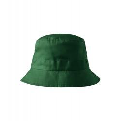Letní bavlněný zelený klobouk Adler 81184