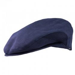 Modrá čepice bekovka Mes 81212