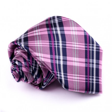 Pánská fialová kravata Greg 96010