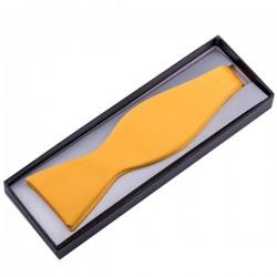 Žlutý vázací motýlek Assante 90359