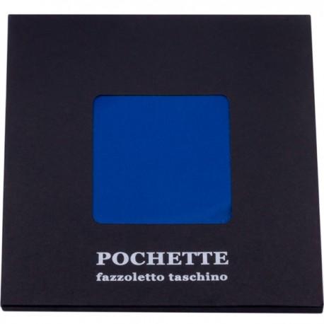 Modrý kapesníček do saka Assante 90612