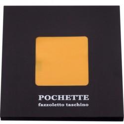 Žlutý kapesníček do saka Assante 90616