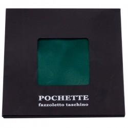 Zelený kapesníček do saka Assante 90624