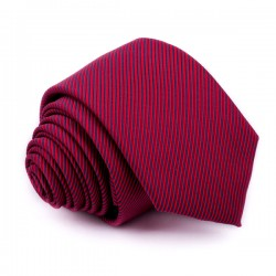 Slim kravata červená Greg 93004
