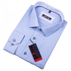 Nadměrná pánská košile modrá Native 120511
