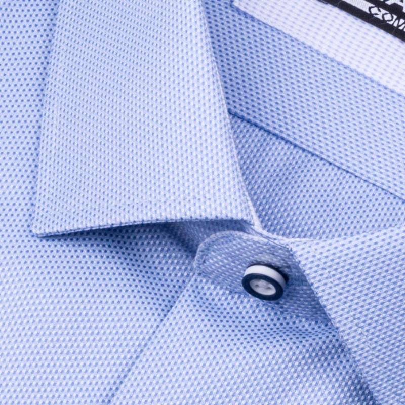 e43fd6a580a ... Nadměrná pánská košile modrá Native 120511 ...