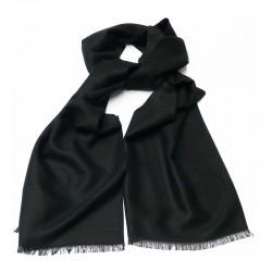 Černá pánská šála Assante 89017