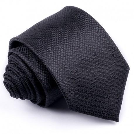 Černá kravata Rene Chagal 91010