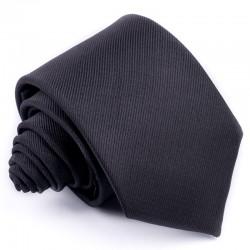 Černá kravata Rene Chagal 91012