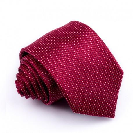 Vínově červená kravata Greg 93230