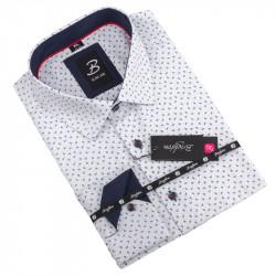 Košile Brighton bílomodrá 109927