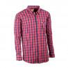 Černá pánské košile dlouhý rukáv rovný střih Tonelli 110924