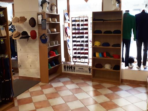 Prodejna klobouky Znojmo